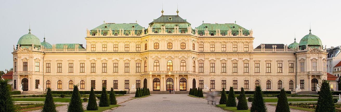Das Obere Belvedere